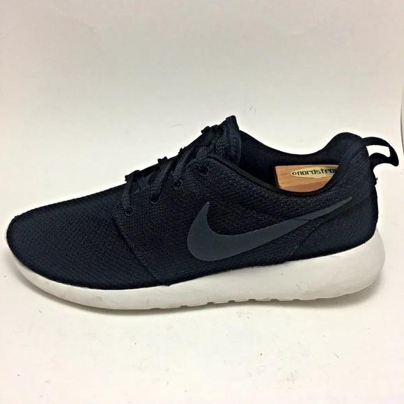 1f46421b6b9a Nike ROSHE ONE Black Mesh Running Lightweight. M 5ab5eb3b5521bef400a57d6a